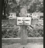 Grób Józefa Czechowicza