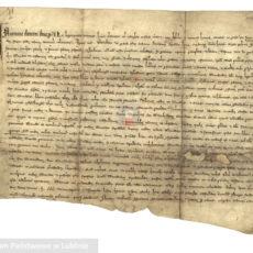 Lokacja Lublina z 1317 roku, czyli jak wyglądał Lublin przed 700 laty, cz.I