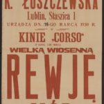 Rewia na Krakowskim Przedmieściu – gdzie po rękawiczki, trykot lub modną koafiurę?