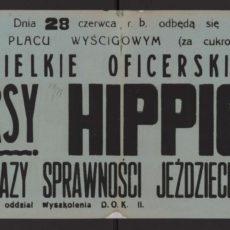 Lubelska mapa sportów końskich, cz.I