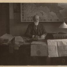 Wspominamy profesora Stanisława Ptaszyckiego (1853–1933), pierwszego dyrektora Archiwum Państwowego w Lublinie