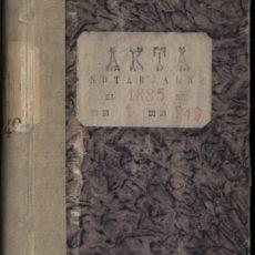 Archiwalia okresu zaborów i I wojny światowej
